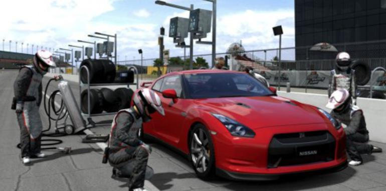 GT Academy competition gets very real
