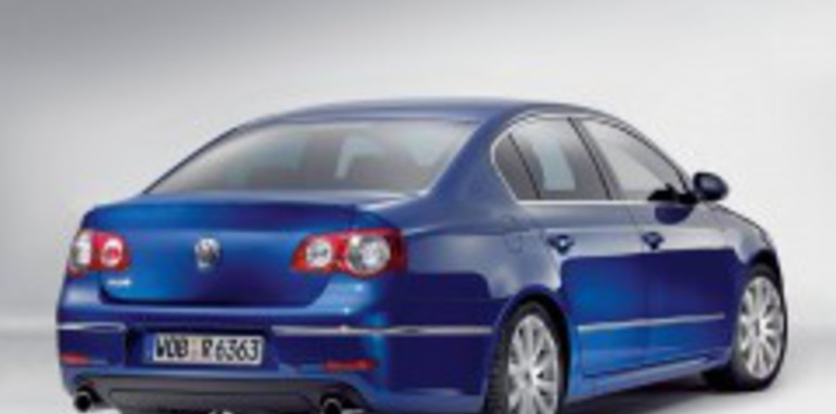 2008 Volkswagen Passat R36 sedan and wagon