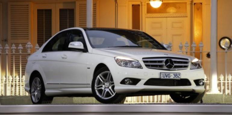 Mercedes-Benz Celebrates 50 Years in Australia