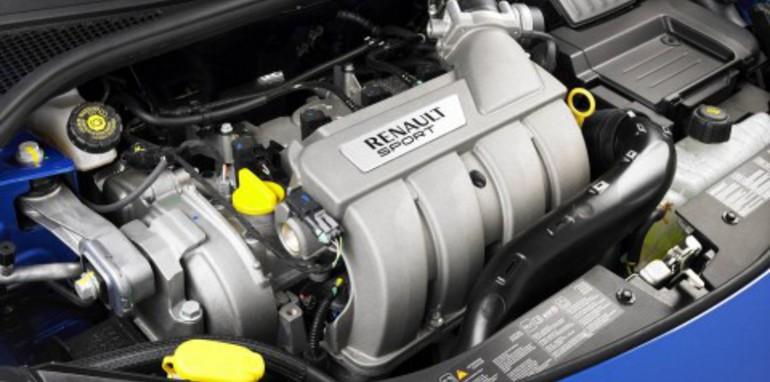2008 Clio Renault Sport 197 engine