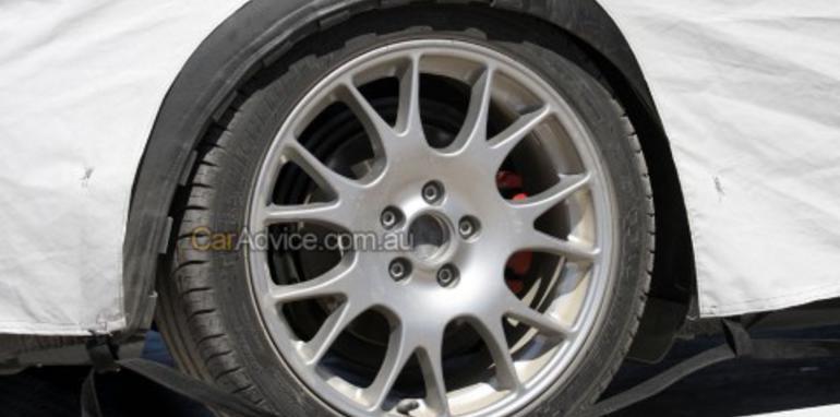 Spied: 2009 Volkswagen Golf GTI