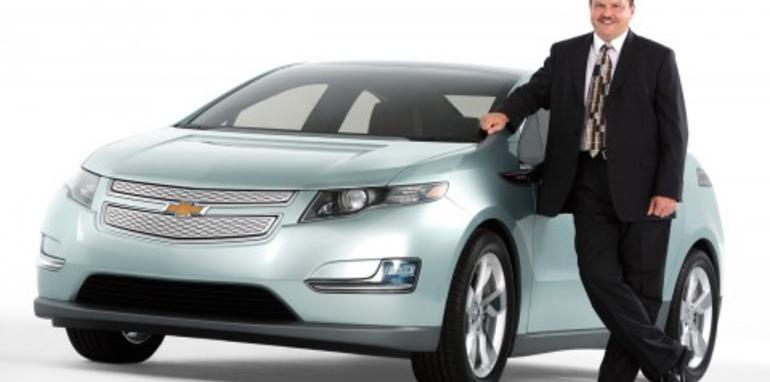 Production 2011 Chevrolet Volt leaked