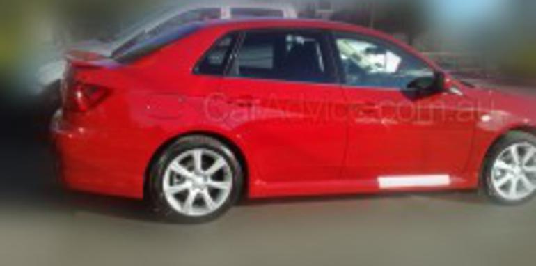 Subaru Impreza RS Sedan