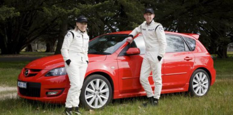 Mazda considers 2009 ARC Campaign