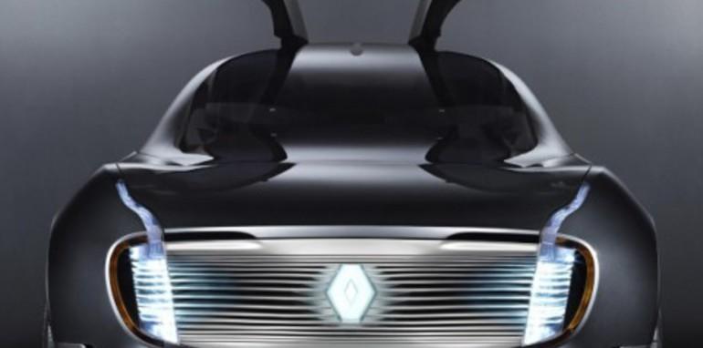 Renault Ondelios crossover concept