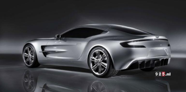 Aston Martin One-77 leaked, again