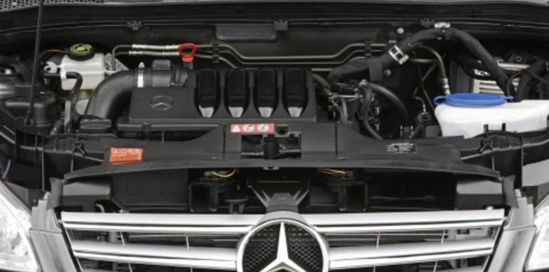 2008 Mercedes-Benz A-Class range