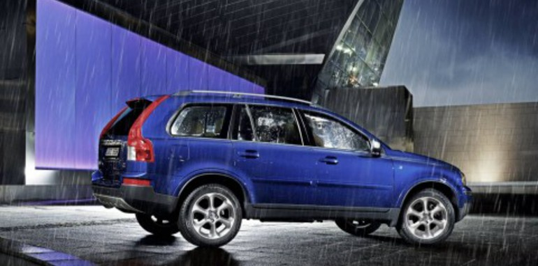 Limited edition Volvo Ocean Race XC70 and XC90