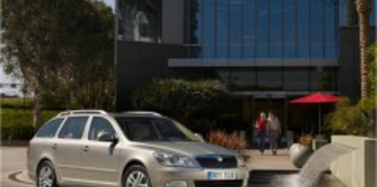 2009 Skoda Octavia facelift revealed