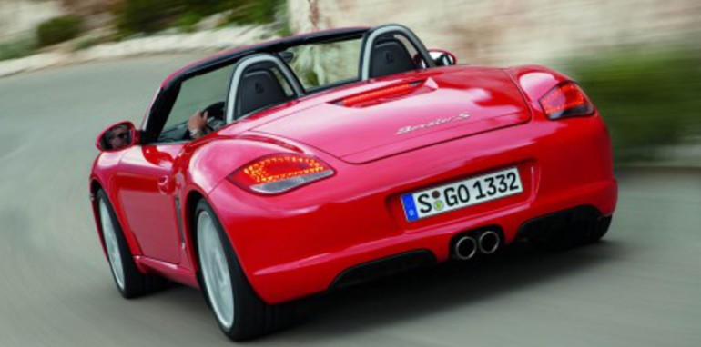 2009 Porsche Boxster and Cayman unveiled