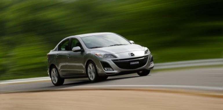 All-new 2009 Mazda3 sedan details