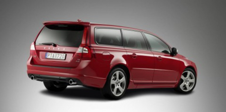 Volvo extends R-Design pack to V70 and XC90