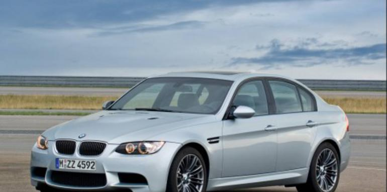 2008 BMW M3 saloon launched