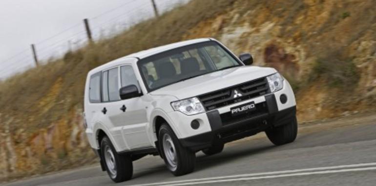 2009 Mitsubishi Pajero (NT)
