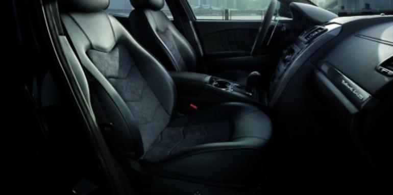 Maserati Quattroporte Sport GT S in Detroit