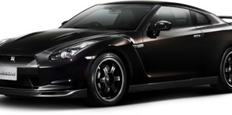 2009 Nissan GT-R SpecV unveiled