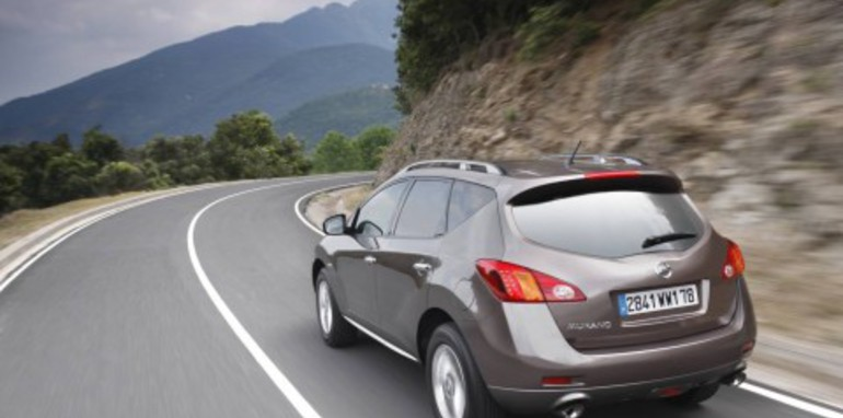 2009 Nissan Murano pricing and specs