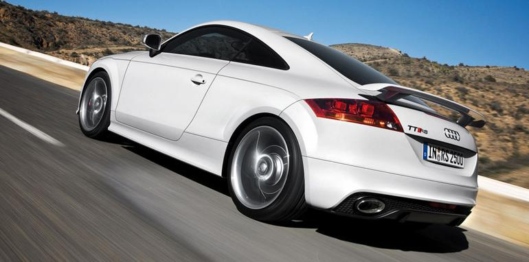 2009 Audi TT RS officially unveiled