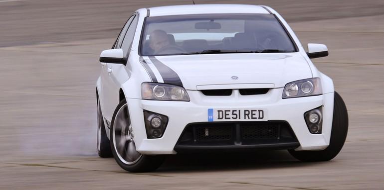 2009 Vauxhall VXR8 Bathurst Editions