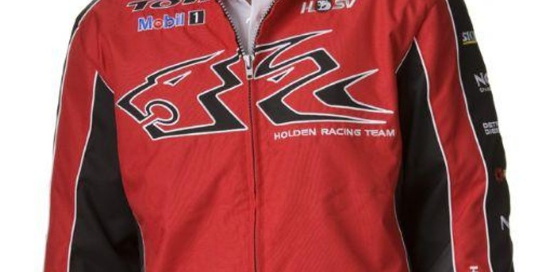 Holden Racing Team Jacket Auction