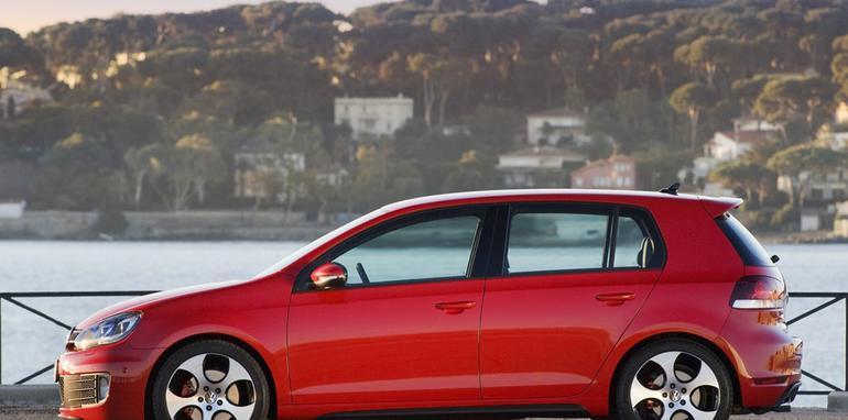 Volkswagen launches Golf GTI in Europe