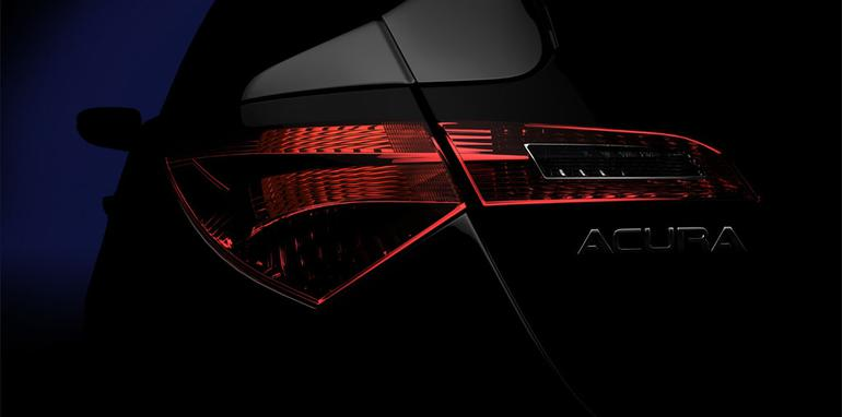 2010 Acura ZDX crossover coupe teased
