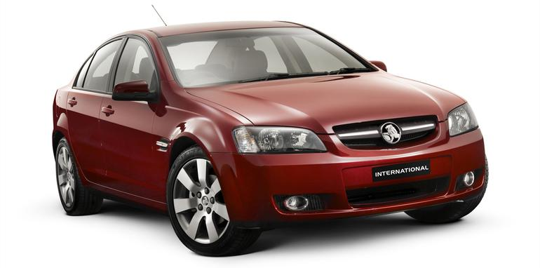 Holden Sportwagon receives five-star ANCAP rating