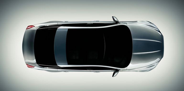 Jaguar teases all-new 2010 XJ