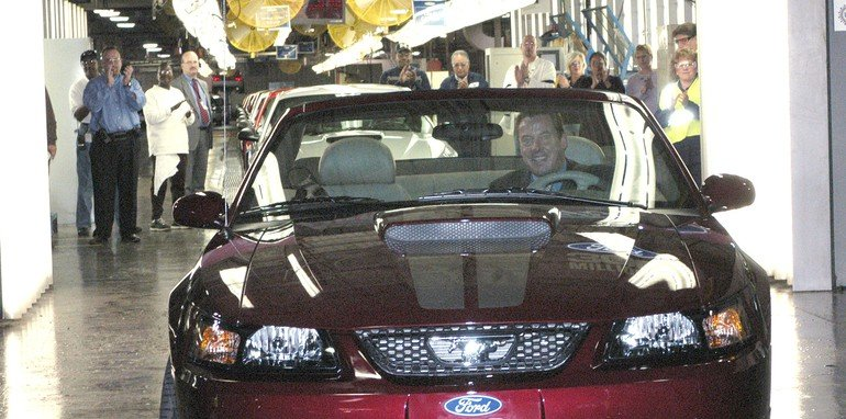 300 Millionth Ford Vehicle