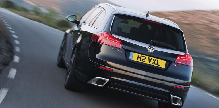 Vauxhall Insignia VXR Sports Tourer unveiled