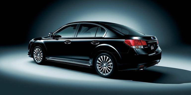 2009 Subaru Liberty and Outback revealed