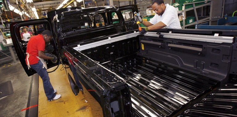 GM Shreveport Assembly Plant