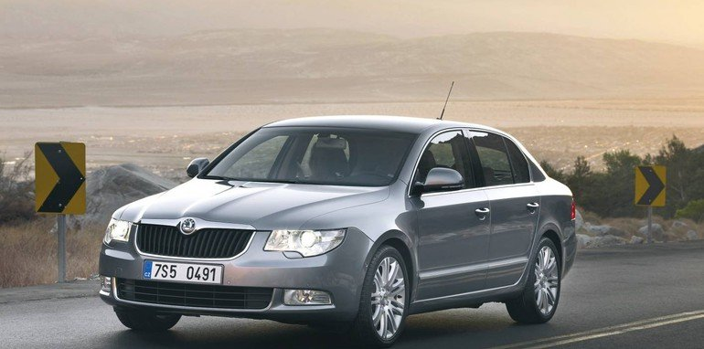 2009 Skoda Superb range launched