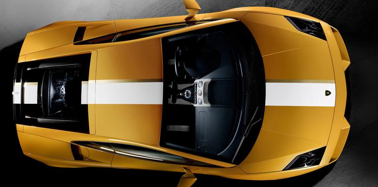 2010 Lamborghini Gallardo LP 550-2 leaked