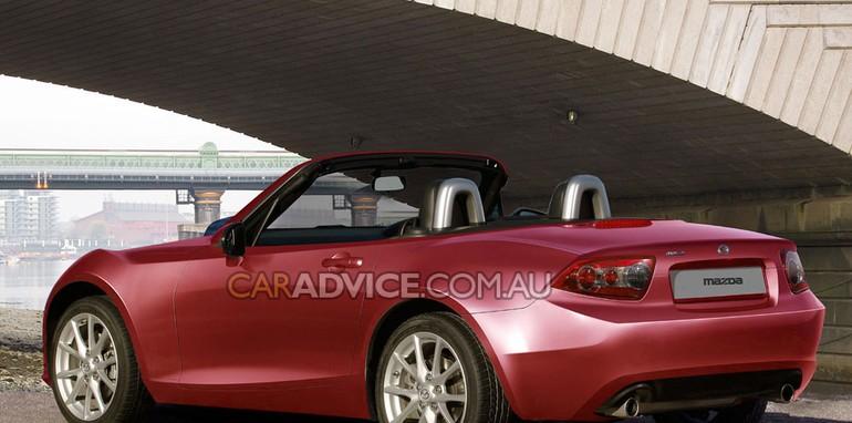 2013 Mazda MX-2 rendered speculation