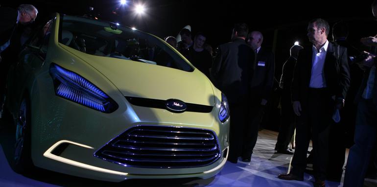 Ford at Geneva 2009