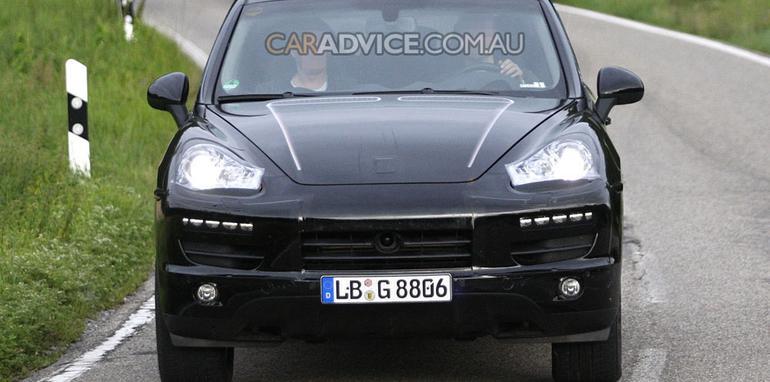 Porsche Cayenne 001
