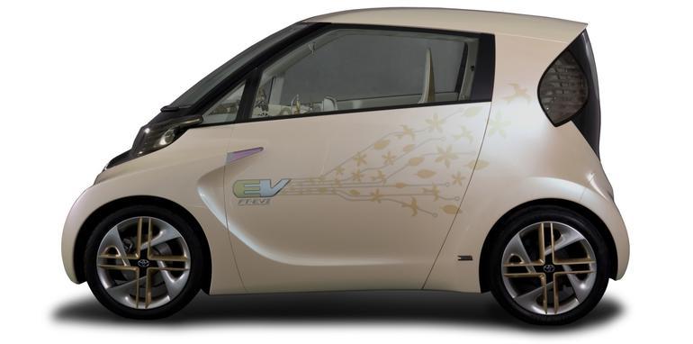 Toyota-FT-EV-II-side