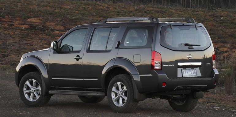 Nissan Pathfinder on Nissan Pathfinder Transmission