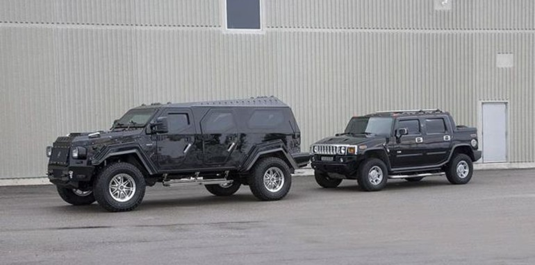 Conquest Vehicles Knight XV to make European debut at Top ...