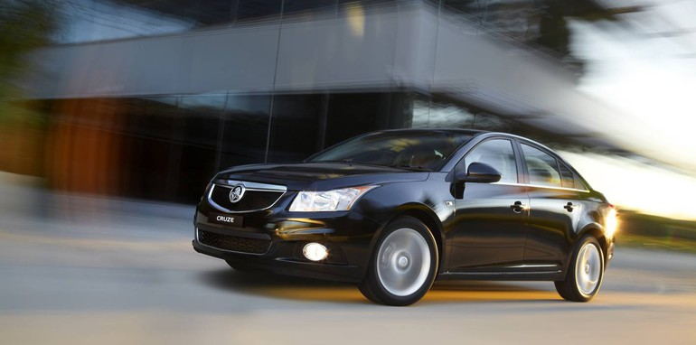 2011 Holden Cruze Series Ii On Sale In Australia Late March