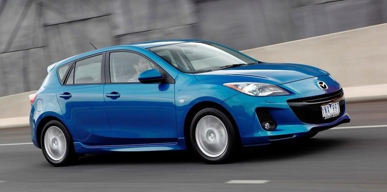 2011 Mazda3 On Sale In Australia Full Prices And Specs