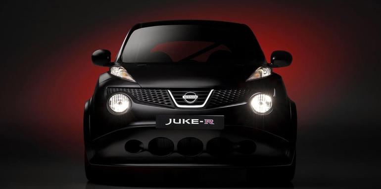 Nissan Juke R Concept on 4 6 Triton Engine Review