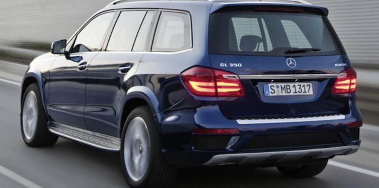 Mercedes Benz Gl Class Range Updated