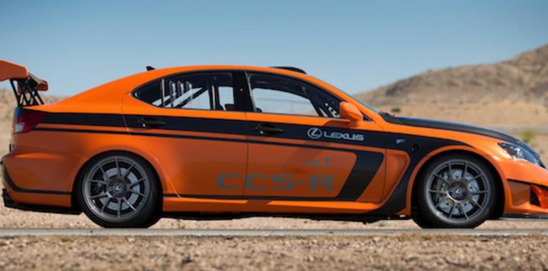 Lexus IS-F CCS-R - 1