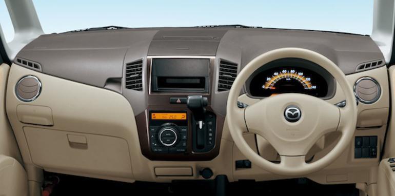 Mazda Flairwagon - 3