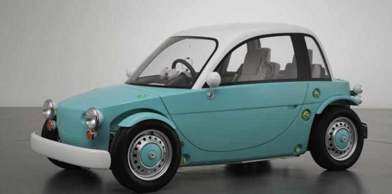 Toyota Camatte Concept - 1