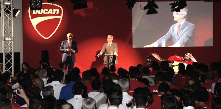 Audi talks to Ducati - 2