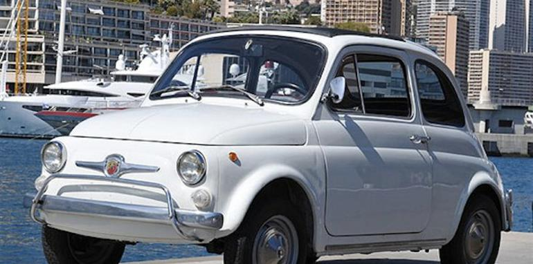 Monaco Auction - Fiat 500 (1971)