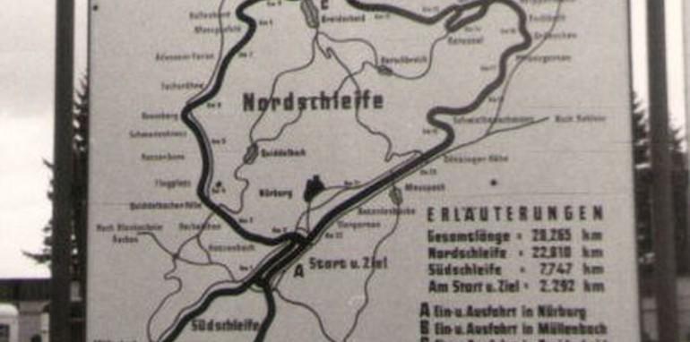 Nurburgring - Nordschleife